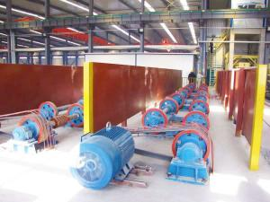 Concrete Pile Centrifugal Spinning Machine