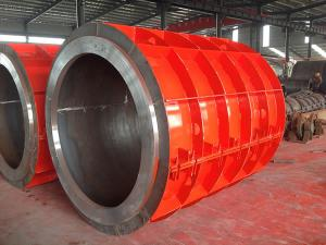 Concrete Pipe Form (Roller Type)