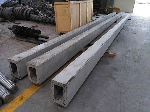 Square Concrete Pole Mould Concrete Pole Manufacture