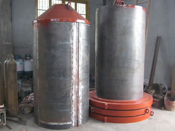 Concrete Pipe Mould Vertical Vibration Type Haiyu Industry